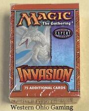 Magic The Gathering Invasion Starter SEALED Tournament  Deck Pack English
