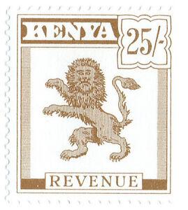 Details about (I B) KUT Revenue : Kenya Duty 25/-