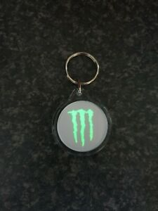 Hand-Made-Glow-In-The-Dark-Monster-Keyring