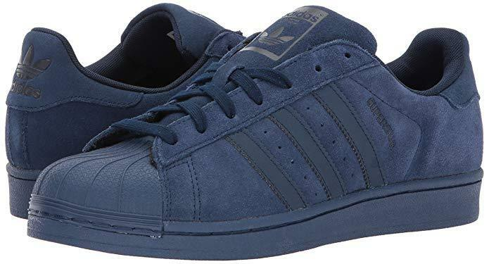 Adidas Superstar BB8122 CONAVY NTNAVY Men's Athletic Sneakers SZ 12
