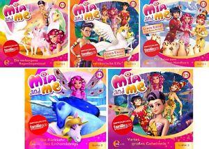 5-CDs-MIA-AND-ME-ORIGINAL-HORSPIEL-ZUR-TV-SERIE-21-25-IM-SET-NEU-OVP-amp