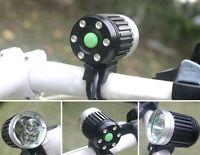 Bicycle Headlamp 6000lm 3x Cree Xm-l T6 Front Led Bike Headlight Headlamp Torch