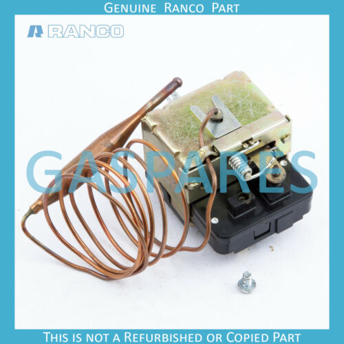 Ranco potterton gaz de rechange thermostat C77P0126-404491-authentique