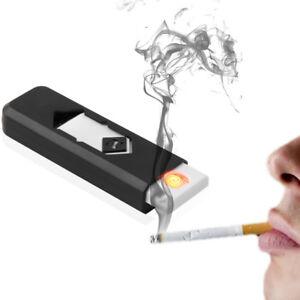 ACCENDINO-ELETTRICO-RICARICABILE-SENZA-FIAMMA-USB-IDEA-ECO-LED-ANTI-VENTO