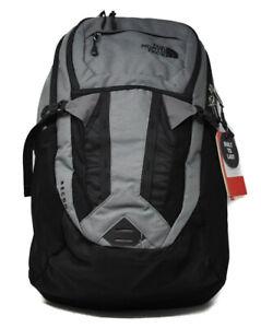 b017353d6 The North Face Men's Recon Backpack Zinc Grey Dark Heather/TNF Black ...