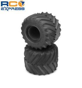 Details about JConcepts Renegades Monster Truck Tires Gold Compound 2  JCO3168-05