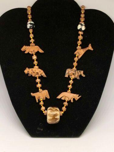 Gorgeous Funky Vintage Tribal Style Multi-Coloured Statement Sun Burst Necklace