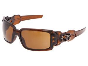Oakley-Oil-Drum-Sunglasses-30-717-Polished-Rootbeer-Dark-Bronze