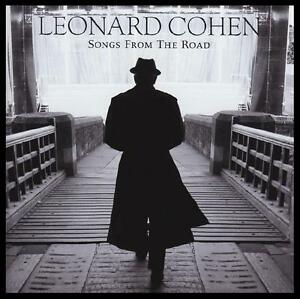 LEONARD-COHEN-SONGS-FROM-THE-ROAD-CD-AVALANCE-SUZANNE-HALLELUJAH-FOLK-NEW