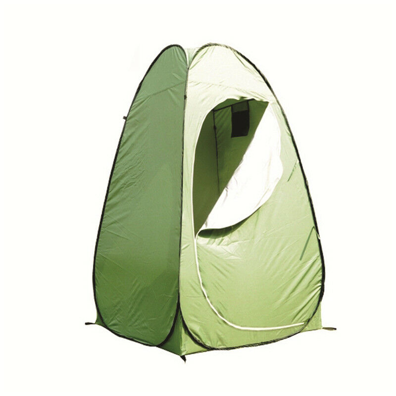 Portable Single Convenient Tent Changing Room Bathroom And Shower  Outdoor Campin  first-class quality