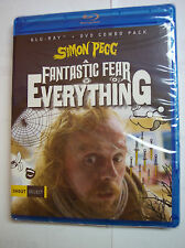 A Fantastic Fear Of Everything (Bluray/DVD Combo) (Format: Blu-ray)