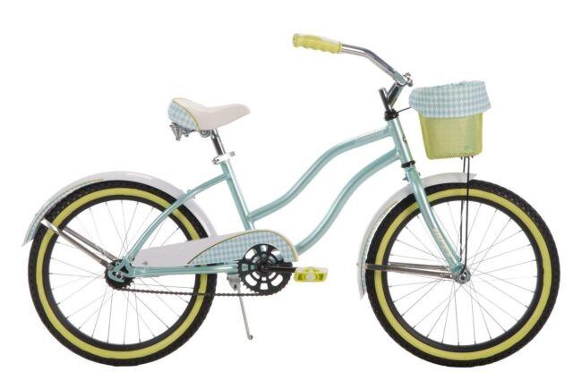 "Huffy Summerland 20"" Girls Cruiser Bicycle"