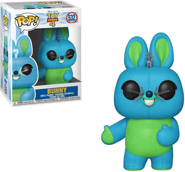 Pop Disney 3.75 Inch Action Figure Toy Story 4 - Bunny #532