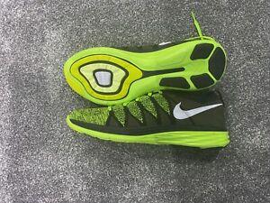 Nike-Flyknit-Lunar-2-Size-UK-10-New-Green