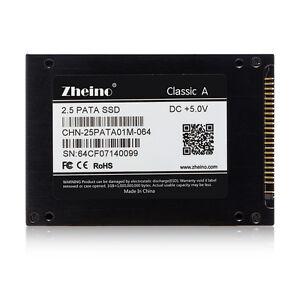 Zheno-2-5-034-IDE-PATA-SSD-64GB-for-DELL-D610-D810-HP-V2000-IBM-T43-Alesis-Fusion