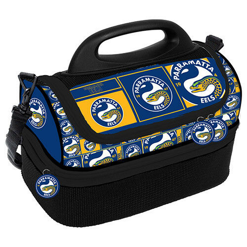 Newcastle Knights NRL DOME Lunch Box Cooler BAG Box Drink Food School Work Gift
