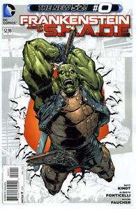Frankenstein-Agent-of-SHADE-0-Unread-New-Near-Mint-New-52-DC-2011