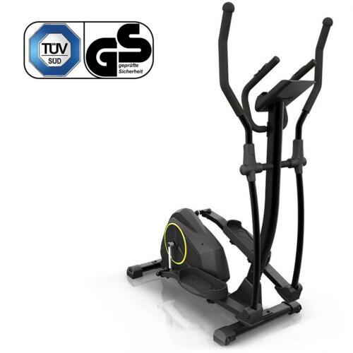 Bicicleta Elíptica Crosstrainer Máquina Fitness 12kg Por correa Masa oscilante