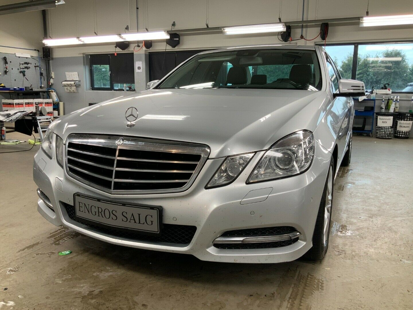 Mercedes-Benz E350 3,0 CDi Avantgarde aut. BE