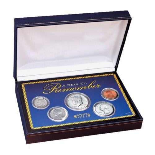 NEW American Coin Treasures Year To Remember Coin Box Set 1945