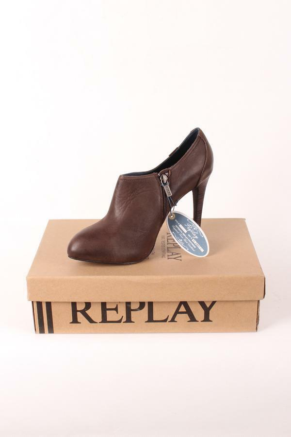 REPLAY RP540010L AYOCA, Damenschuhe, Stiefeletten für Damen