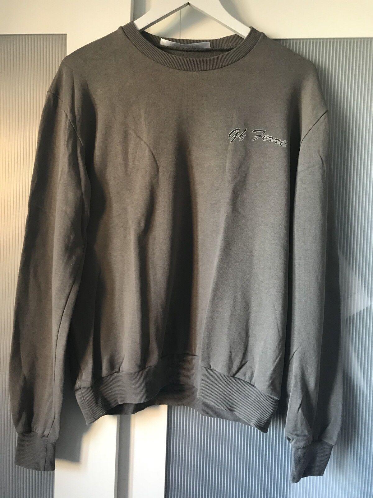 G F Ferre sweater sweatshirt  jumper top Ultra Rare  100% authentic item