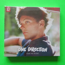 ONE DIRECTION - TAKE ME HOME - RARE UK HMV LOUIS TOMLINSON SLIPCASE CD ALBUM