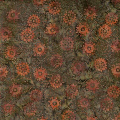 Tela de batik Fat Quarters 100/% Algodón De Quilting coser Mascarilla Artesanías