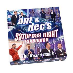 Ant & DEC samedi soir Traiteur-Board Game  </span>