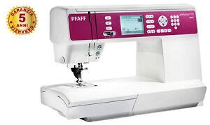 Macchine Macchina per cucire Elettronica Pfaff Ambition 2.0 Cucito sartoriale