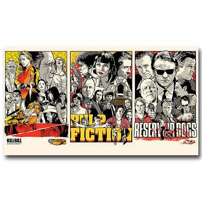 Al Pacino Scarface Poster Classic Movie Art Silk Poster Print 12x21 24x43 inch