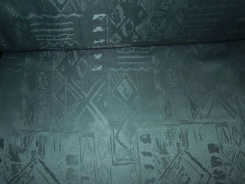 Meterware Gardinenstoff Vorhangstoff Dekostoff Schal Breite 140cm,dunkelgrün,neu