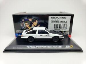 1-64-Kyosho-Initial-D-Legend-3-Toyota-Sprinter-Trueno-AE86-Fujiwara-Tofu-Takumi