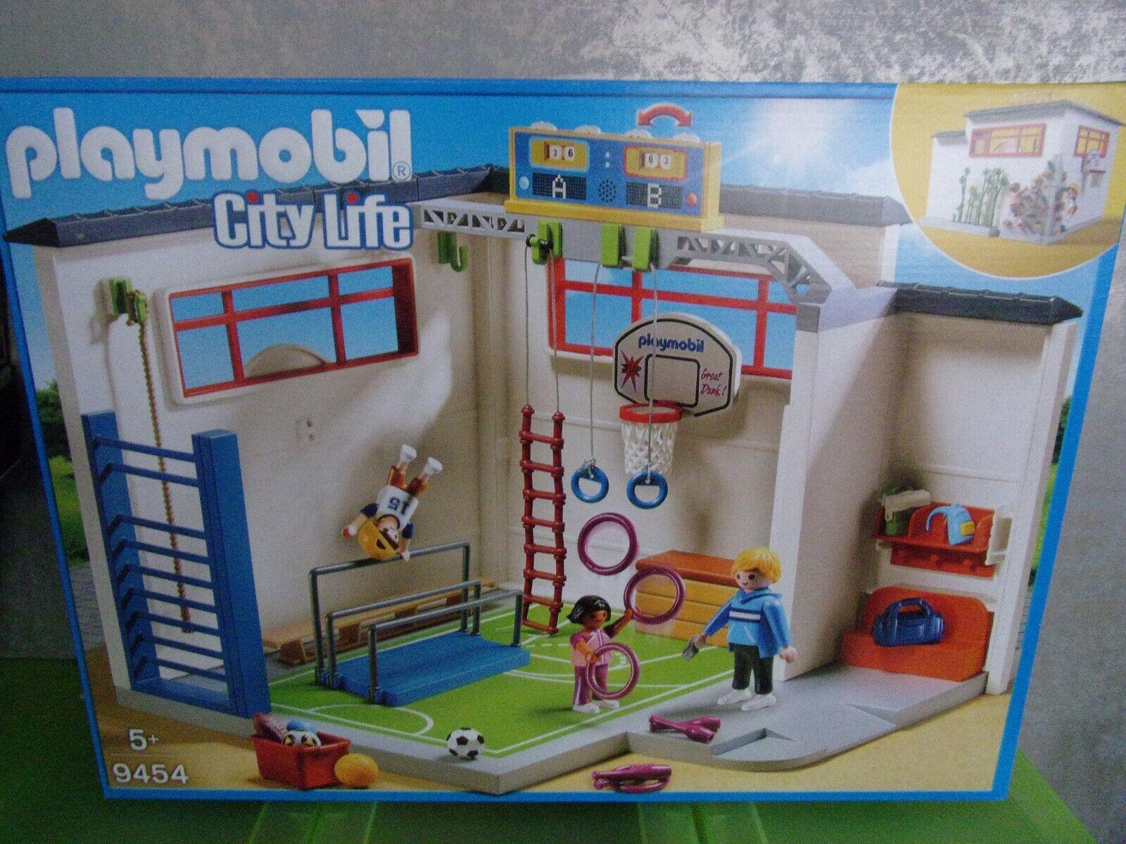 Playmobil City Life 9454 Salle de Gym - Neuf  et Emballage D'Origine  pas cher et de la mode
