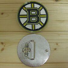 Bruins Boston hockey belt buckle