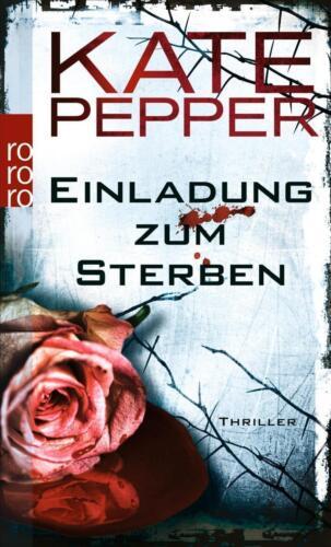 1 von 1 - Einladung zum Sterben von Kate Pepper UNGELESEN