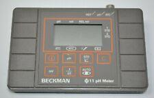 Beckman 11ph Meter Part No 123133 No Probe