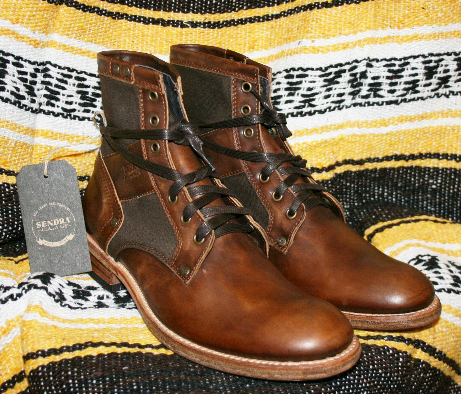 11931 Sendra chaussure brun Superbe promo