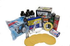 UPOL Raptor COMPLETE Black Truck BedLiner Kit! U-Pol Raptor FREE SHIPPING!
