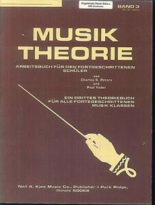 Charles-S-Peters-und-Paul-Yoder-Musiktheorie-Band-3
