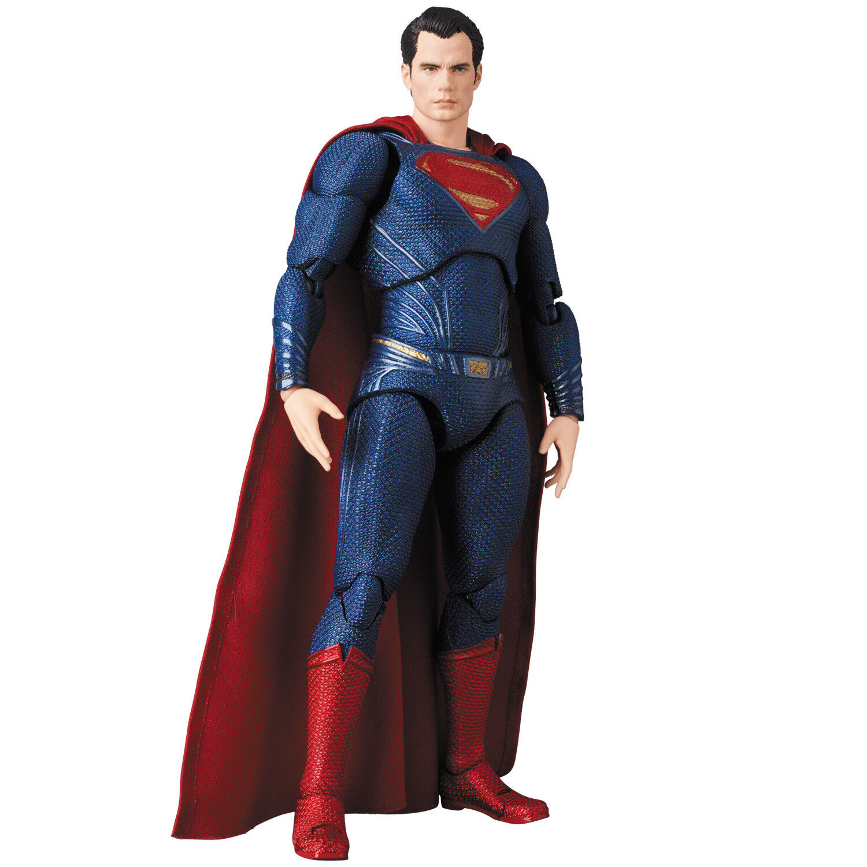 DC COMICS: JUSTICE LEAGUE – SUPERMAN MAFEX 1/12 Action Figure MEDICOM