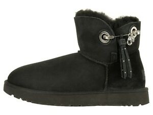 ed5061cfe87 Women's Shoes UGG Classic Mini Josey Crystals Boots Shoes 1019627 ...