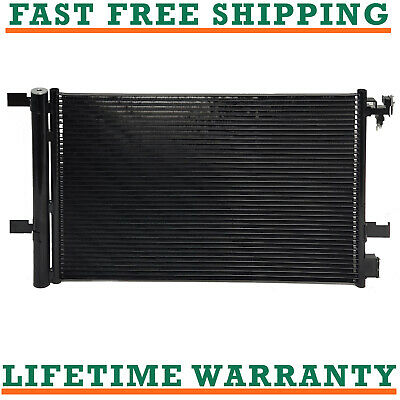 A//C Condenser For 10-17 Chevy Cruze Buick LaCrosse Cadillac XTS Direct Fit