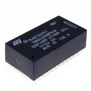 M48T86PC1-M48T86-reloj-de-tiempo-real-5V-DIP-24-Bateria-De-Reloj-IC