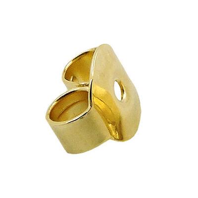 375 ECHT GOLD *** 1 x Ohrmutter Gegenstecker Ersatzteil für Ohrstecker