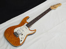 MICHAEL KELLY 1960's series 1965 electric GUITAR new Amber - Rockfield Pickups