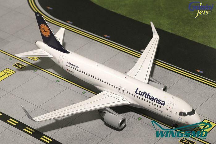 Limox vinges flygbusss A320 Lufthansa skala 1 200 G2DLH481