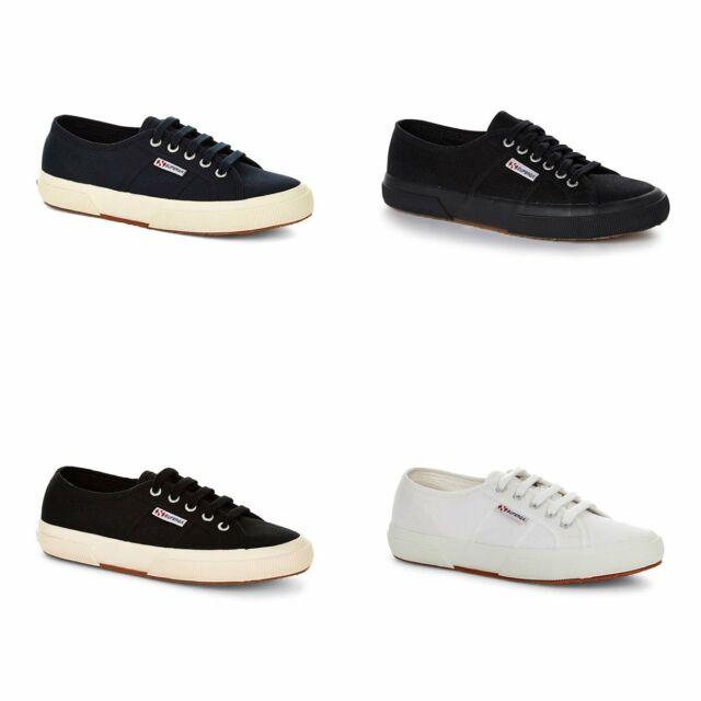 Mens Superga Leather COTU Classic Shoes