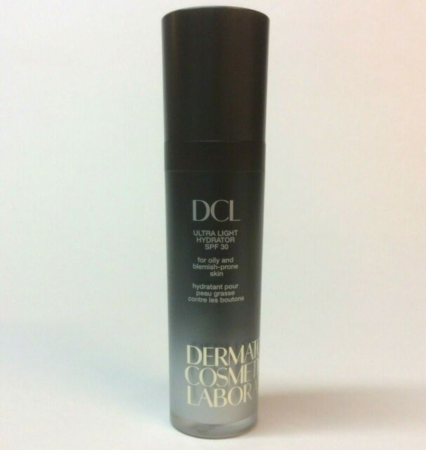 DCL Dermatologic Cosmetic Laboratories Ultra-Light Hydrator SPF 30 (exp  2/20)