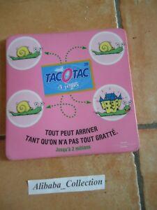 Publicidad-Recuperador-Moneda-Fdj-Francesa-de-Juegos-Ticket-Gatos-Tacotac